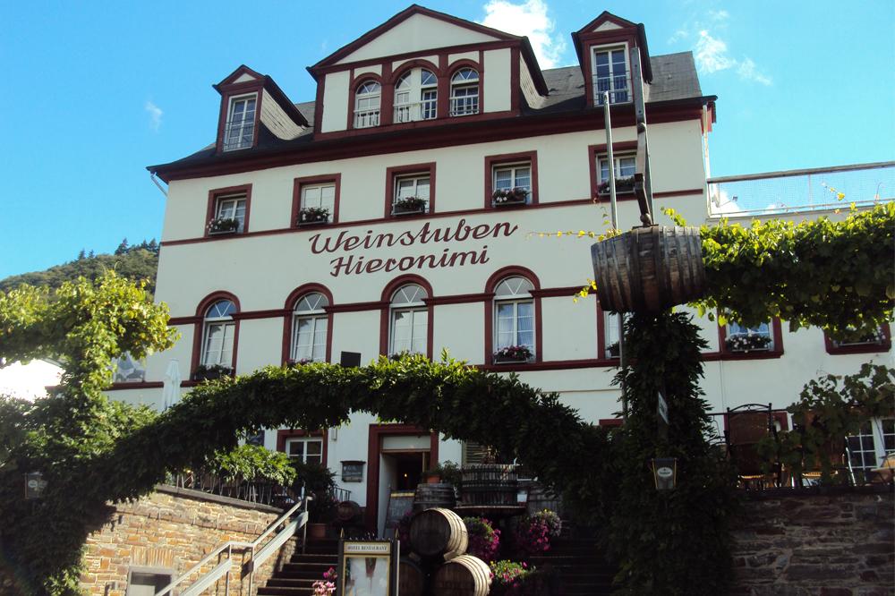 Hotel Weinstuben – Hieronimi 56812 Cochem