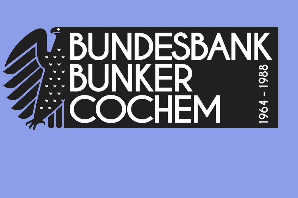 Der Bundesbank Bunker in Cochem / Mosel
