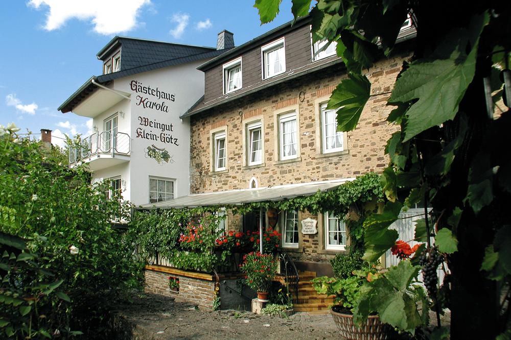 Weingut Klein-Götz 56814 Bruttig-Fankel