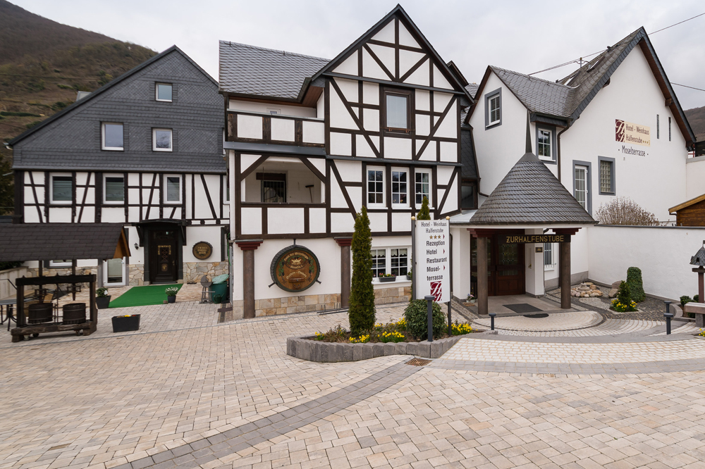 Aktiv- & Wellnesshotel Halfenstube in 56820 Senheim-Senhals an der Mosel