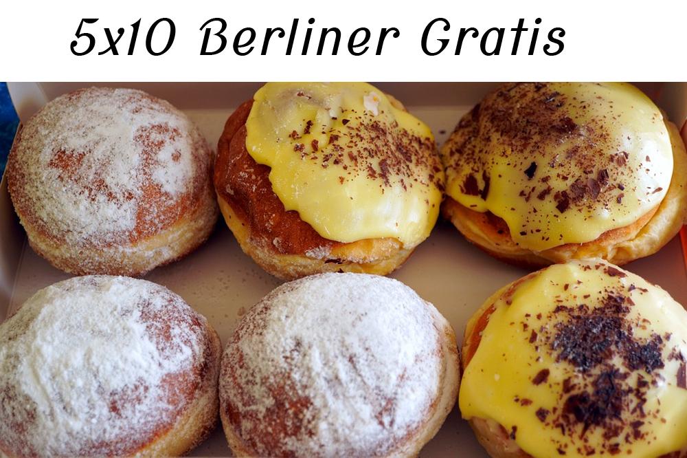 Gewinner der Berliner Karnevalsverlosung
