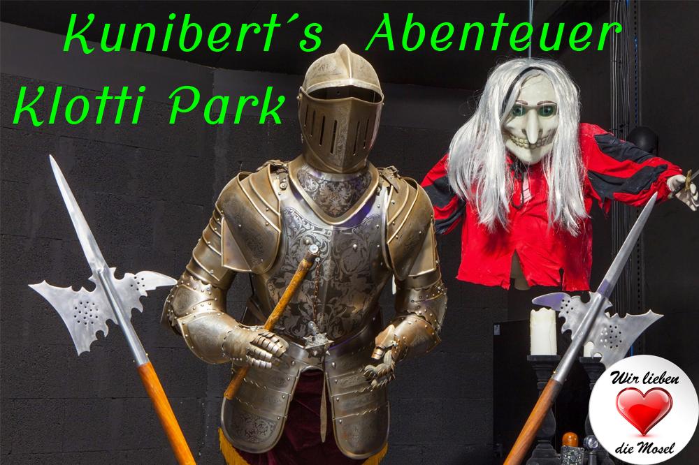 Kuniberts Abenteuer im Klotti Park Darkride Onride – Wir lieben die Mosel
